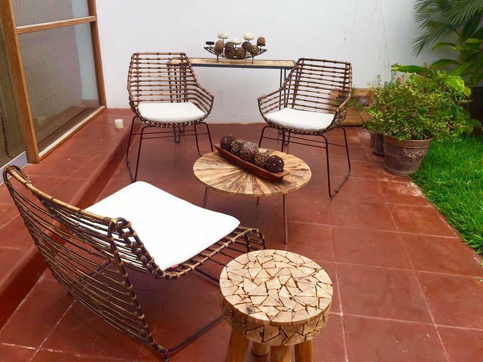 Ltimas tendencias en muebles de terraza y sala madera al for Ultimas tendencias en muebles