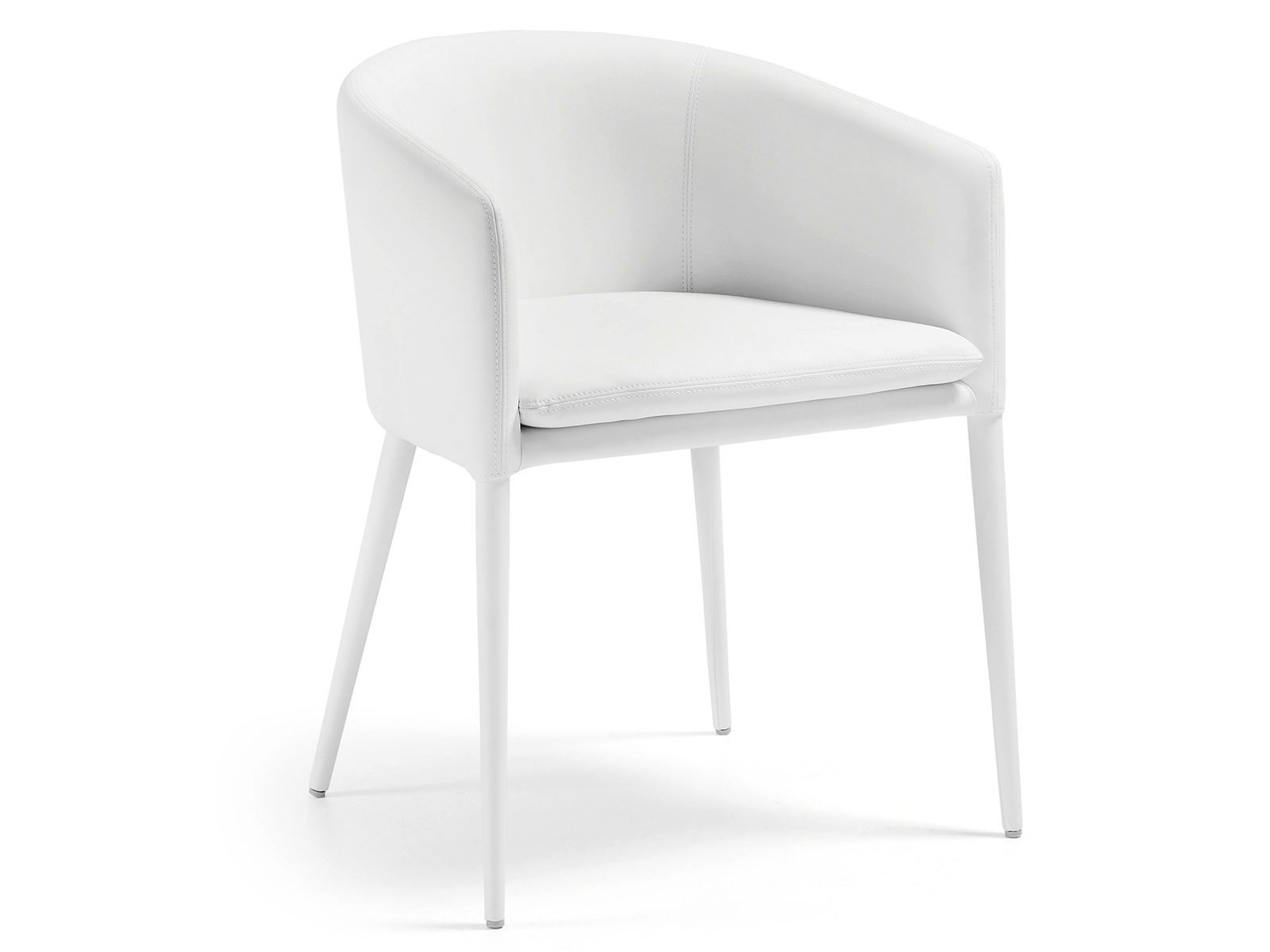 Silla harmon color blanco casam a design sillas de for Sillas de diseno blancas
