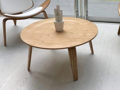 mesa de madera oxford