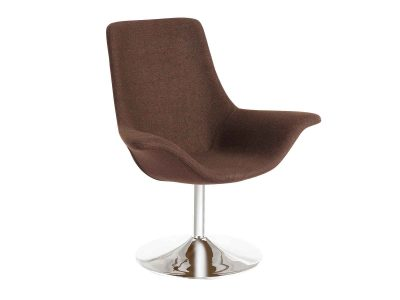 silla wing marron