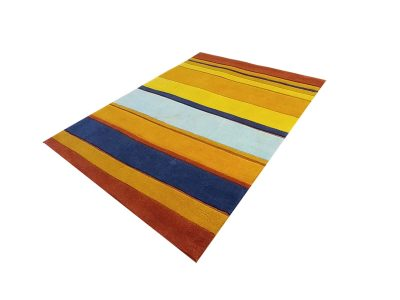 Alfombra STRIPES Multicolor
