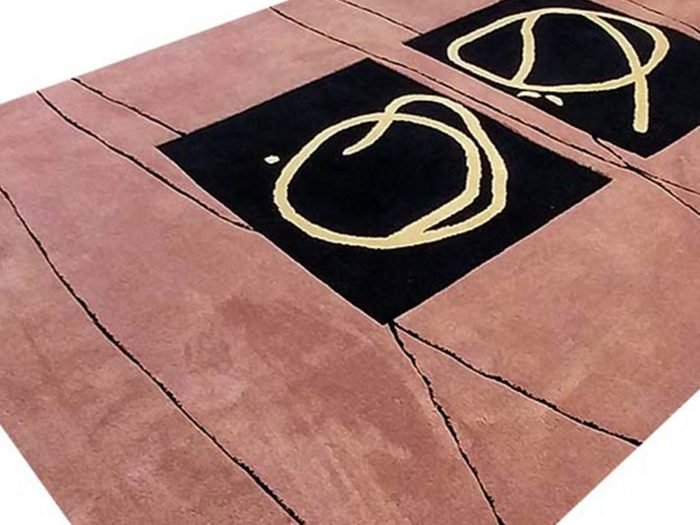 alfombra arte