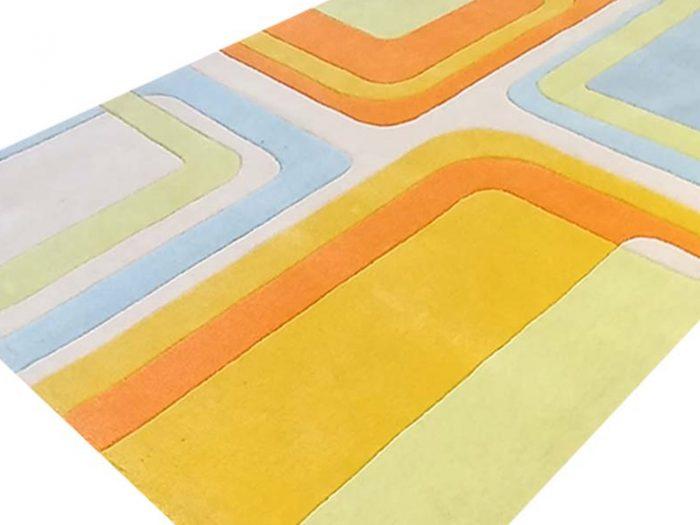 alfombra icecube pastel