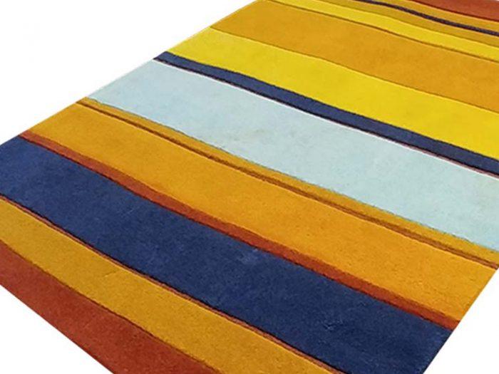 Alfombra STRIPES Multicolor