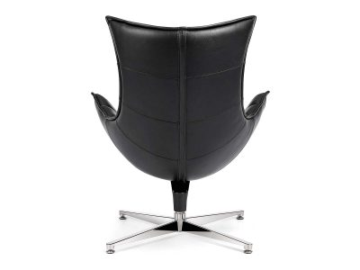 Silla Retro Black
