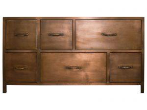 aparador copper